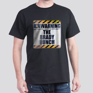 Warning: The Brady Bunch Dark T-Shirt
