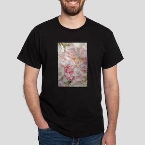 Blooming pink peonies 1 T-Shirt