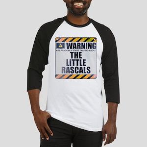 Warning: The Little Rascals Baseball Jersey