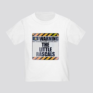 Warning: The Little Rascals Infant/Toddler T-Shirt
