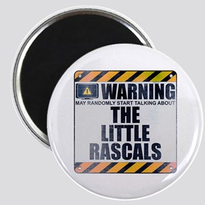 Warning: The Little Rascals Magnet