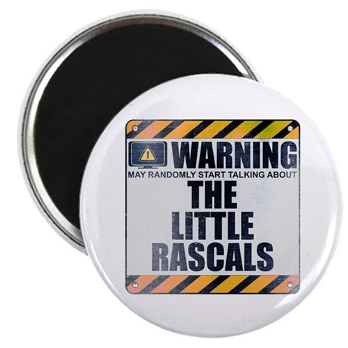 Warning: The Little Rascals 2.25