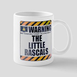 Warning: The Little Rascals Mug