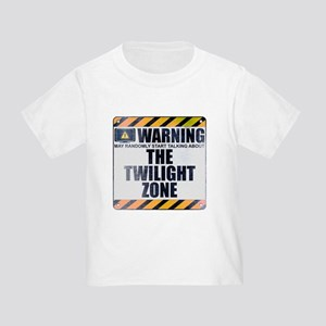 Warning: The Twilight Zone Infant/Toddler T-Shirt