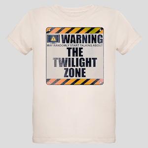 Warning: The Twilight Zone Organic Kid's T-Shirt