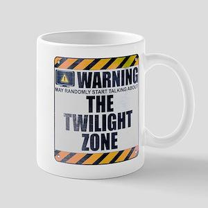 Warning: The Twilight Zone Mug