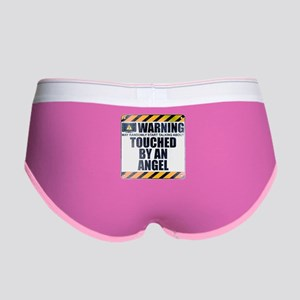 Warning: Touched by an Angel Women's Boy Brief