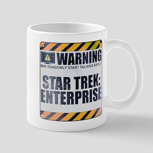 Warning: Star Trek: Enterprise Mug