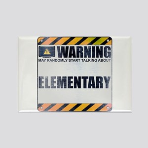 Warning: Elementary Rectangle Magnet