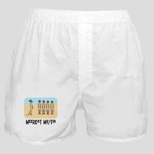 Meerkat Militia Boxer Shorts