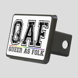 QAF Queer as Folk Rectangular Hitch Cover