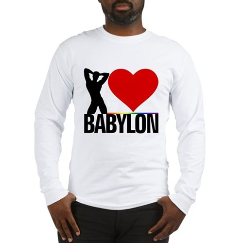 I Heart Babylon Long Sleeve T-Shirt
