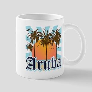 Aruba Caribbean Island Mug