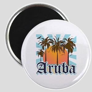 Aruba Caribbean Island Magnet