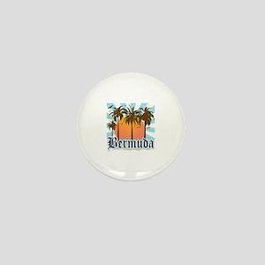 Bermuda Mini Button