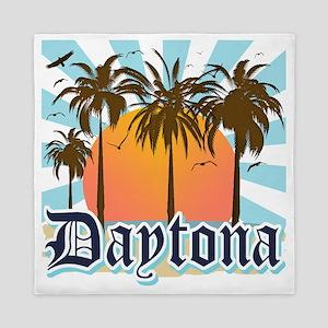 Daytona Beach Florida Queen Duvet