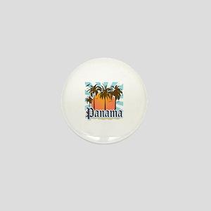 Panama Mini Button