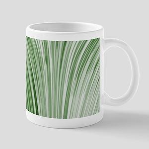 Minty Green Curtain Mugs