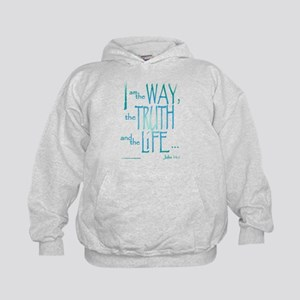 I am the Way Kids Hoodie