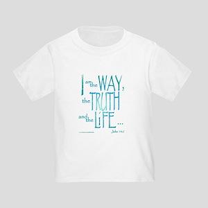 I am the Way Toddler T-Shirt