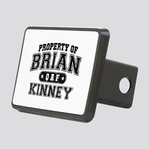 Property of Brian Kinney Rectangular Hitch Cover