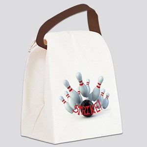 STRIKE! Canvas Lunch Bag