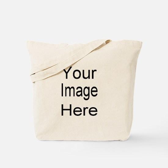 Personalizable 10x10 Tote Bag