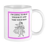 badminton Mugs