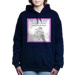 badminton Women's Hooded Sweatshirt