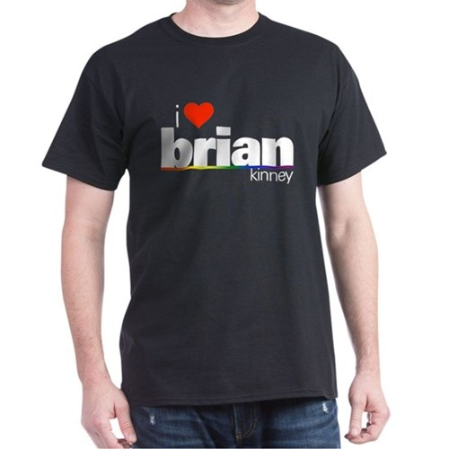 I Heart Brian Kinney Dark T-Shirt