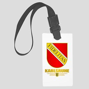 Karlsruhe Luggage Tag