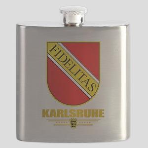 Karlsruhe Flask