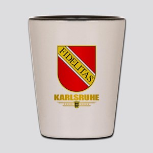 Karlsruhe Shot Glass