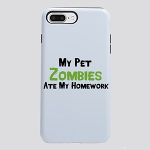 My Pet Zombies Ate My H iPhone 8/7 Plus Tough Case