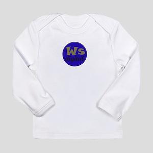 Western Star Digital Logo Long Sleeve T-Shirt