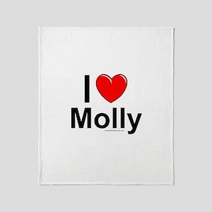 Molly Throw Blanket