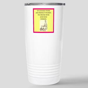 equestrian Travel Mug