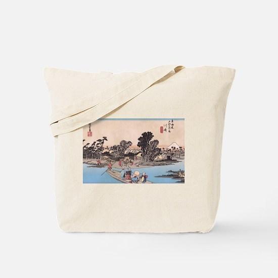 River Life Kawasaki Tote Bag