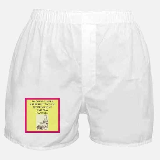 canasta Boxer Shorts