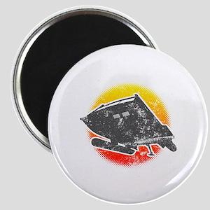 Galileo 7 Shuttlecraft Magnet