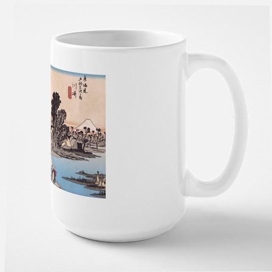 River Life Kawasaki Large Mug