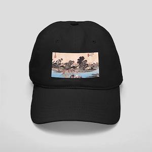River Life Kawasaki Black Cap