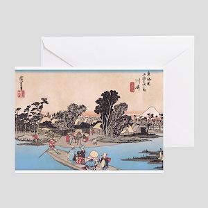 River Life Kawasaki Greeting Cards (Pk of 10)