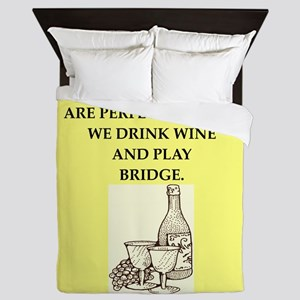 bridge Queen Duvet