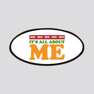 All About Me Patch