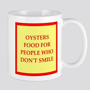 oysters Mugs