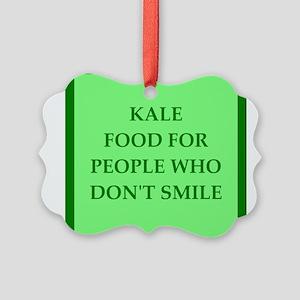 kale Ornament