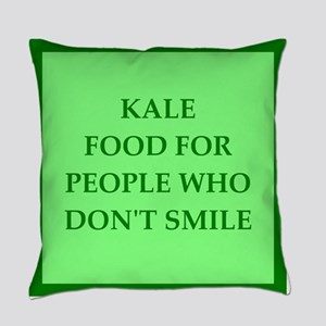 kale Everyday Pillow