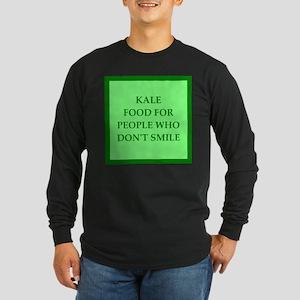 kale Long Sleeve T-Shirt