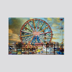 Wonder Wheel Park Magnets